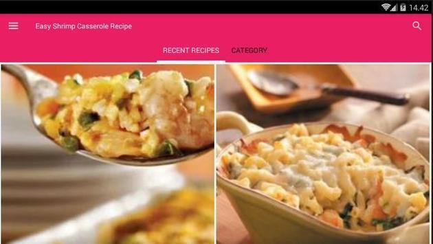 Easy Shrimp Casserole Cook Recipe screenshot 6