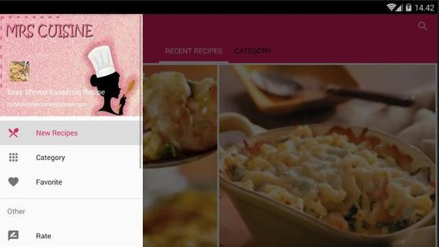 Easy Shrimp Casserole Cook Recipe screenshot 7