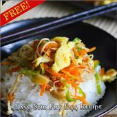 Easy Stir Fry Egg Cook Recipe icon