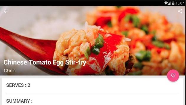Easy Stir Fry Egg Cook Recipe screenshot 4