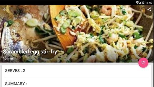 Easy Stir Fry Egg Cook Recipe screenshot 5