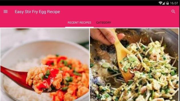 Easy Stir Fry Egg Cook Recipe screenshot 6