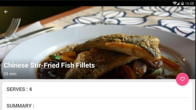 Easy Stir Fry Fish Cook Recipe screenshot 4