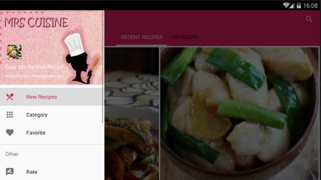Easy Stir Fry Fish Cook Recipe screenshot 7