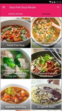 Easy Pork Soup Cook Recipe poster