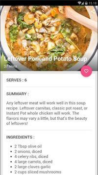 Easy Pork Soup Cook Recipe screenshot 3