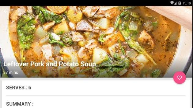 Easy Pork Soup Cook Recipe screenshot 5