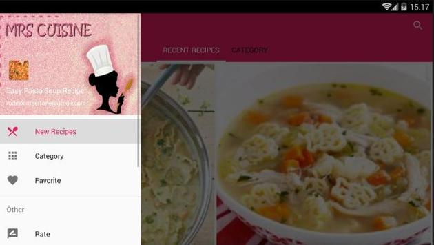 Easy Pasta Soup Cook Recipe screenshot 7