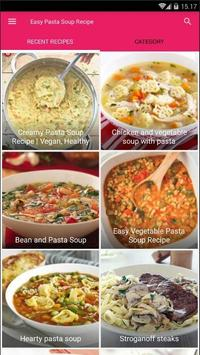 Easy Pasta Soup Cook Recipe poster