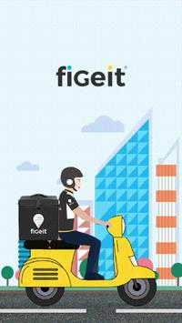 Figeit Delivery poster