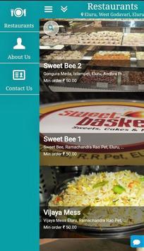 Foodwalaa screenshot 1