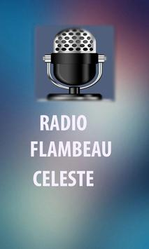 Radio Flambeau Celeste poster
