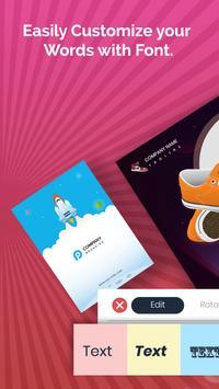 Flyer Maker screenshot 3