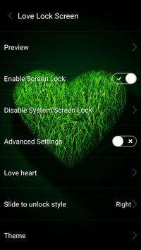 Love Lock Screen-poster