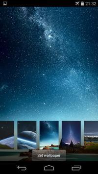 13 Schermata Stars live wallpaper locker
