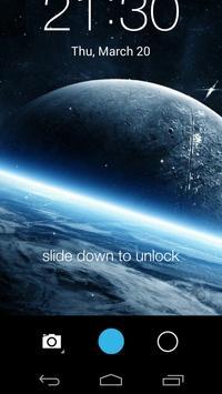 18 Schermata Stars live wallpaper locker