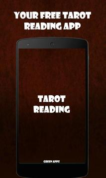 Free Tarot Reading-poster