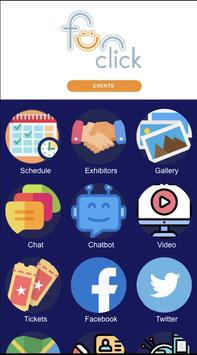 Funclick Events poster