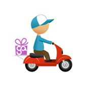 GiftAdda - Driver App icon