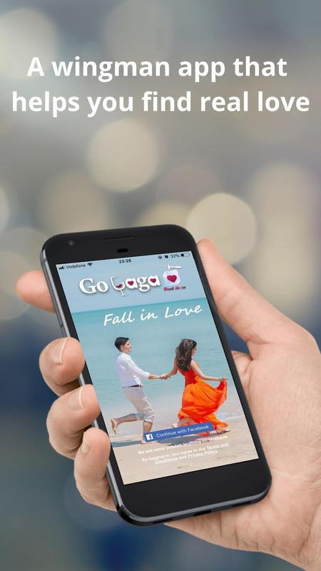 Amigos Dating-App