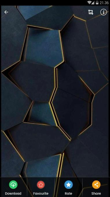 Gold Geometric Wallpaper Hd For Android Apk Download