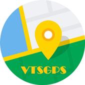 VTSGPS ícone