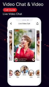 Live Video Call and Video Chat Guide screenshot 3