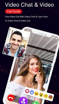 Live Video Call and Video Chat Guide screenshot 1