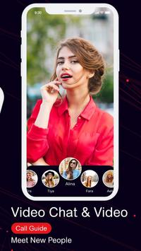 Live Video Call and Video Chat Guide screenshot 2