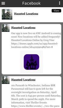 Haunted Maps screenshot 1