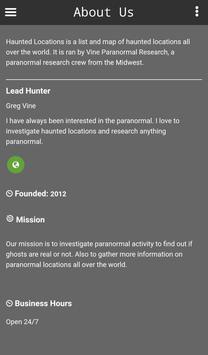Haunted Maps screenshot 2