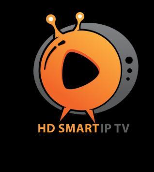 HD SMART IP TV poster
