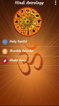 Hindi Rashifal 2019 Panchangam Astrology Horoscope poster
