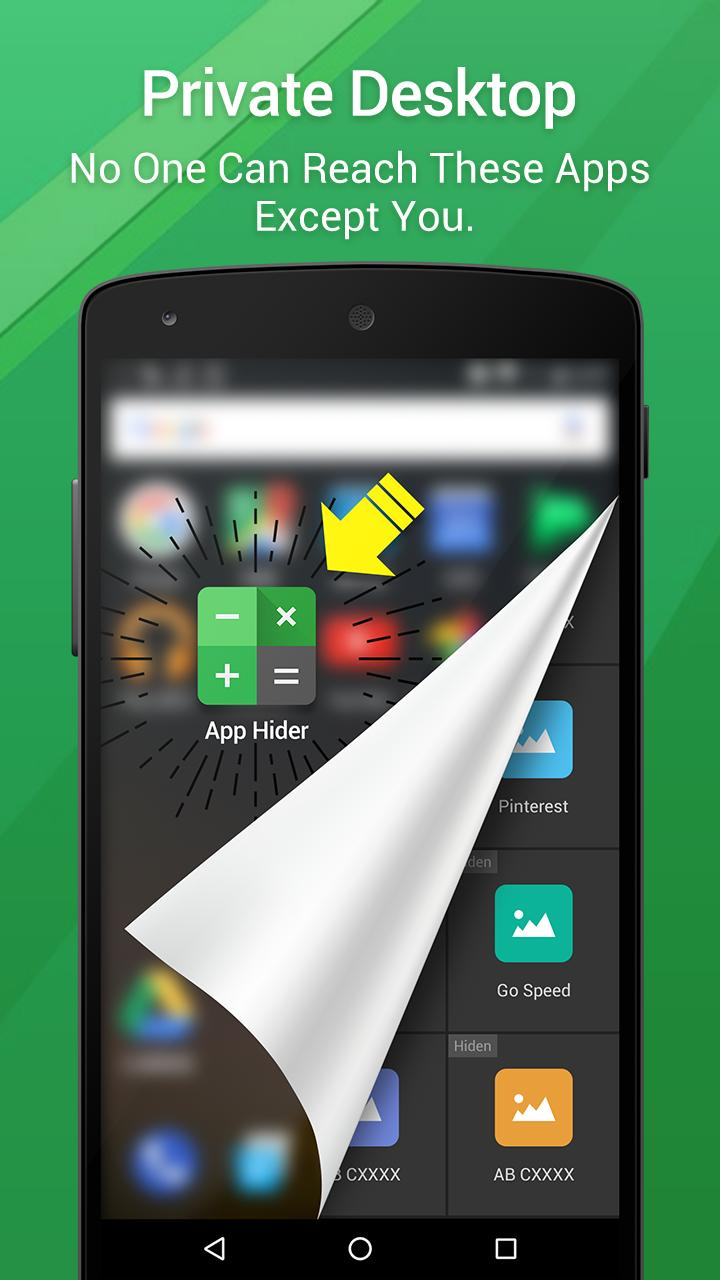 App Hider 64 Support for Android - APK Download