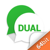 Dual Apps 64 Support icon