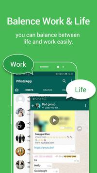 Dual Apps 64 Support screenshot 1