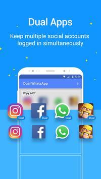 Dual App Lite Plakat