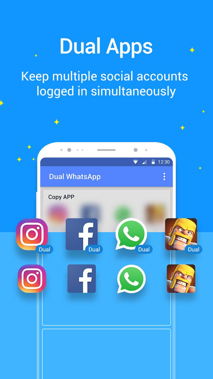 Image result for Dual Apps