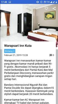 Hotel Kuta Murah screenshot 1