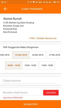 IndoFarm - Belanja Online Kebutuhan Dapur Keluarga screenshot 3