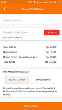 IndoFarm - Belanja Online Kebutuhan Dapur Keluarga screenshot 4