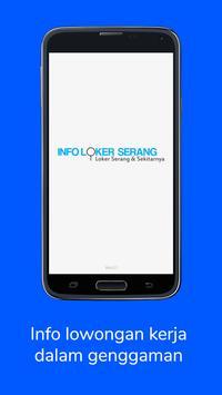 Info Loker Serang Cartaz