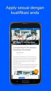 Info Loker Serang imagem de tela 3