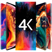 4K Wallpapers - HD, Live Backgrounds, Auto Changer v7.6 (Pro) (Unlocked) (13.3 MB)