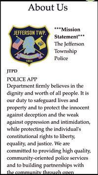 JTPD screenshot 1