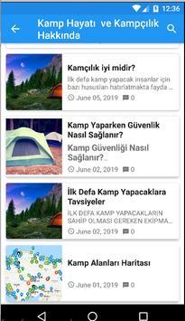 Kamp ve Karavan Dünyası screenshot 4