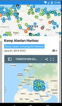 Kamp ve Karavan Dünyası screenshot 3