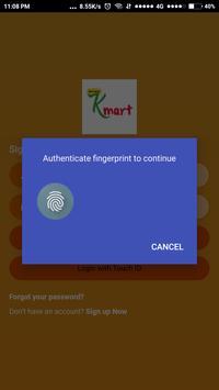 K MART Easy grocery shopping kirana market price screenshot 10