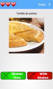 Gluten or Not Gluten poster