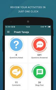 Letsdiskuss –Question & Answer Platform screenshot 4